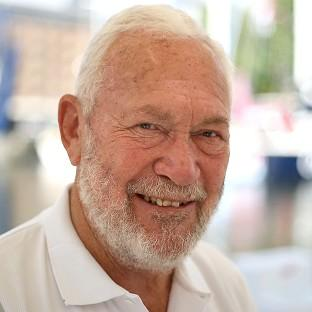 Messenger Newspapers: Sir Robin Knox-Johnston last competed in the Route de Rhum Transatlantic race in 1982