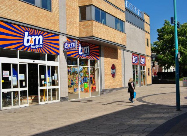 New B&M store to open in Broadheath Retail Park