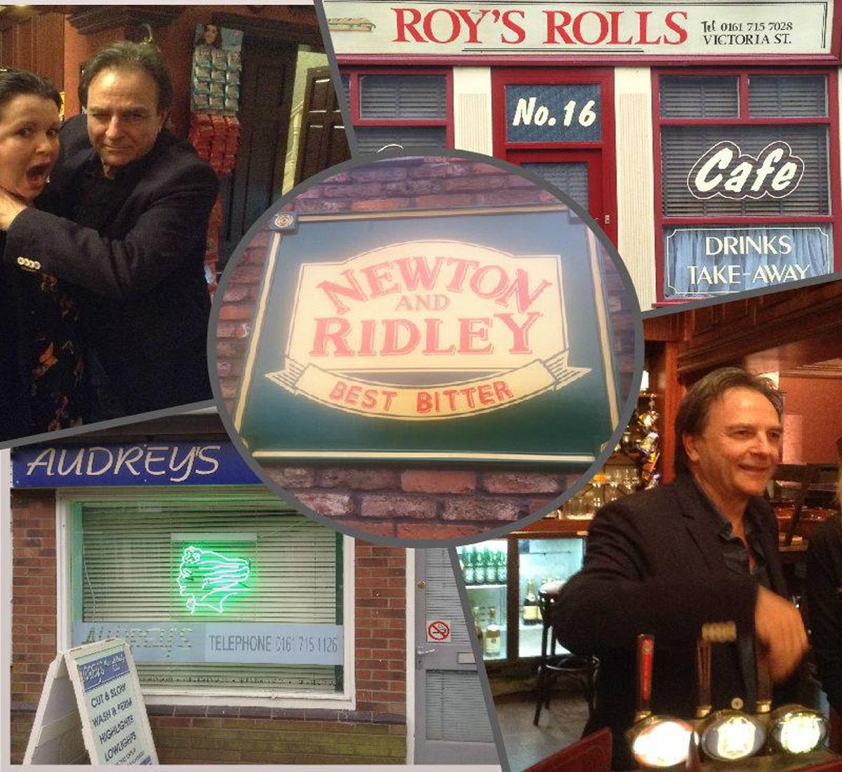 Messenger Newspapers: Review: The Coronation Street Tour