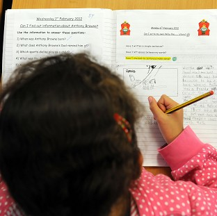 Labour says figures suggest the number of primary pupils at the start of the academic year in September will outstrip the places currently available in more than a quarter of council areas in England