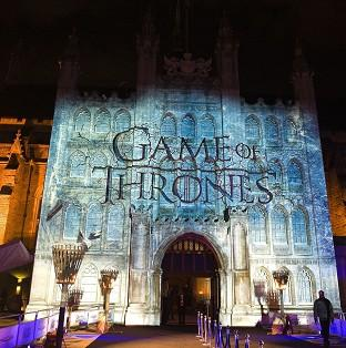 London's Guildhall recently hosted the premiere of season four of Game of Thrones
