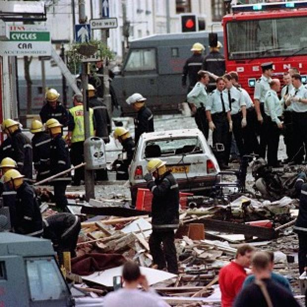 Messenger Newspapers: The Omagh bomb killed 29 people.