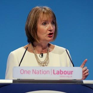 Harriet Harman says there is a problem in Westminster, partly because it is male dominated and partly because of people being away from home