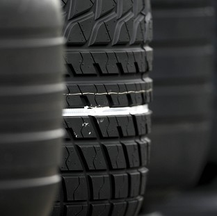 About 1.5 million drivers have purchased tyres illegal to use on the road in the past five years, a study says