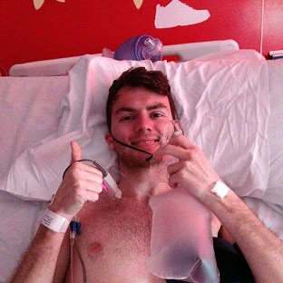 Cancer patient Stephen Sutton, 19, is now aiming to raise �2 million for charity