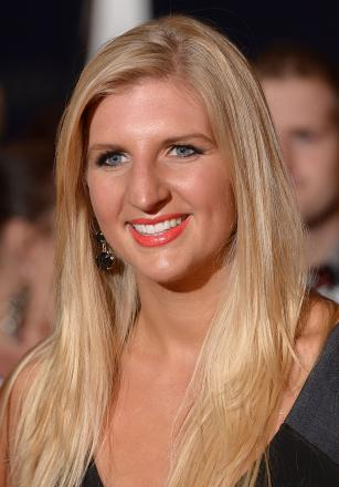 Olympic gold medalist Rebecca Adlington in Manchester this week