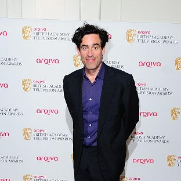 Messenger Newspapers: Stephen Mangan hosted the Bafta TV and Craft awards ceremony