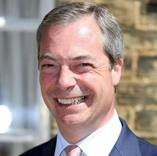 Messenger Newspapers: Nigel Farage has announced that he will not fight the Newark by-election