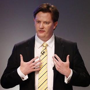 Danny Alexander has attacked what he called 'myths' generated by the pro-independence campaign