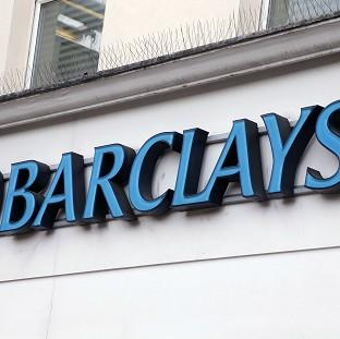 Barclays' profits fell to �1.69bn in the