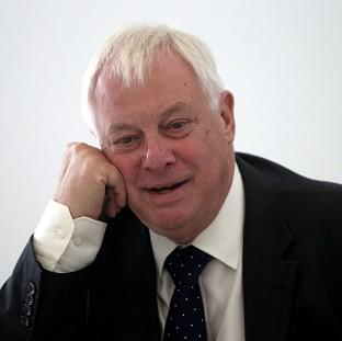 Messenger Newspapers: Lord Patten is standing down with immediate effect