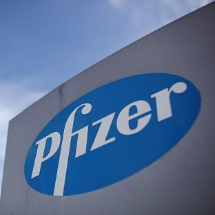 US drug business Pfizer has launched a ta