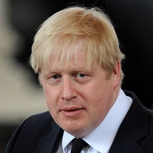 Boris Johnson has criticised the treatment of Radio Devon DJ David Lowe