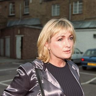 Caroline Aherne is promoting a cancer campaign