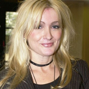 Caroline Aherne has previously been treated for bladder cancer and retinoblastoma