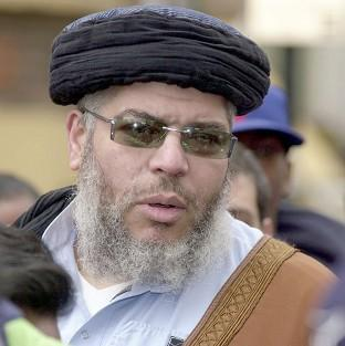 Radical cleric Abu Hamza, who has been found guilty of supporting terrorism by jurors in federal court in New York City