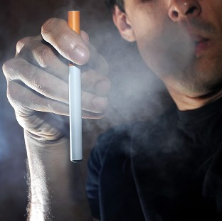 Research backs 'e-cigarette' use