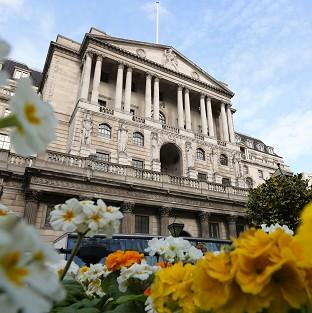 The Bank of England has kept interest