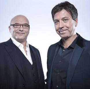 Actors, singers and models will be trying to impress hosts Gregg Wallace and John Torode in the latest series of Celebrity MasterChef (BBC/PA)