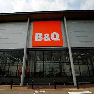 B&Q boss Sir Ian Cheshire voiced