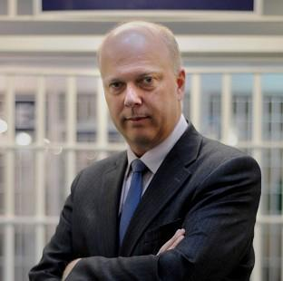 Messenger Newspapers: Justice Secretary Chris Grayling said health and safety changes are aimed at cutting red tape