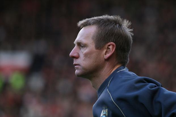 Stuart Pearce in his Ma