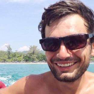 Gareth Huntley went missing in the jungle in Malaysia