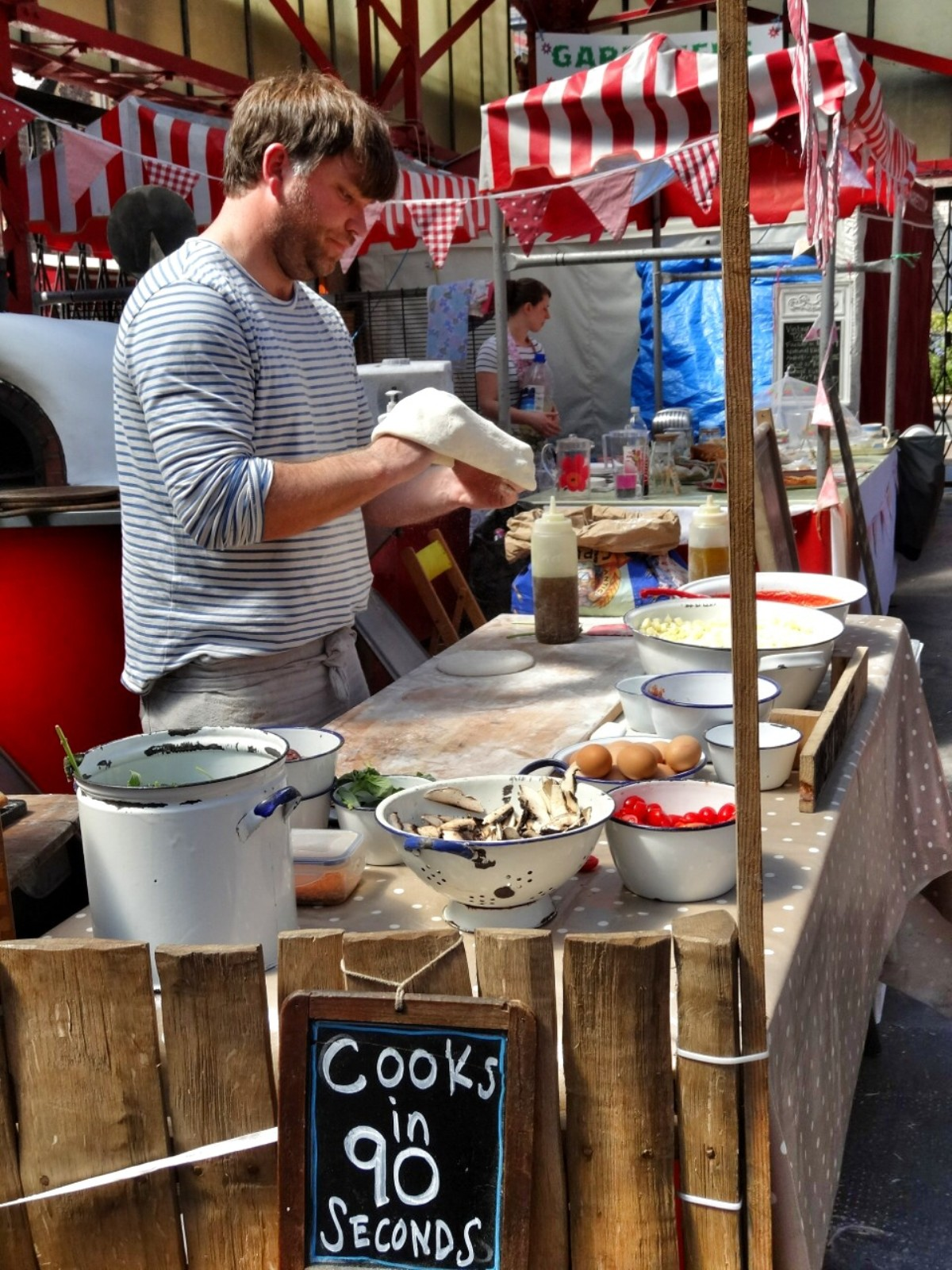 Two new operators added to 'fantastic foodie line-up' at Altrincham Market