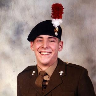 Fusilier Lee Rigby was hacked to death by Michael Adebolajo and Michael Adebowale outside Woolwich Barracks on May 22 last year