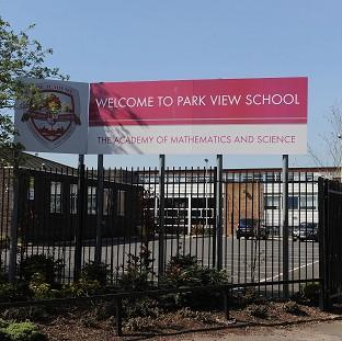 Messenger Newspapers: Park View school in Birmingham, which was investigated over allegations of a hardline Islamist takeover plot