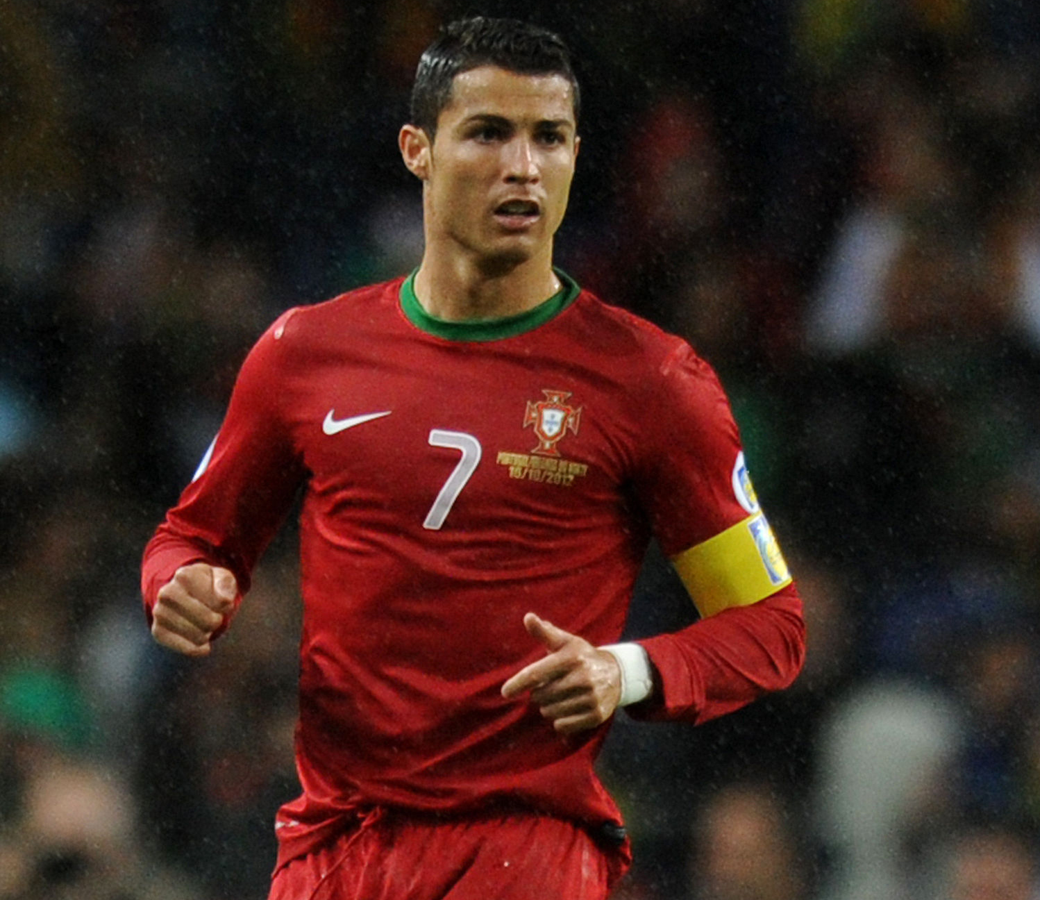 Ronaldo became a cult hero at United after enjoying six successful years under Sir Alex Ferguson.