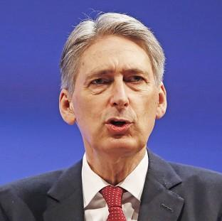 Messenger Newspapers: Defence Secretary Philip Hammond insisted recruitment to the reserves is on track