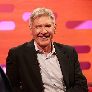 Harrison Ford was airlifted to the John Radcliffe Hospital in Oxford