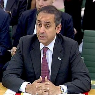 Messenger Newspapers: Lord Darzi said better data is key to improving the quality of care