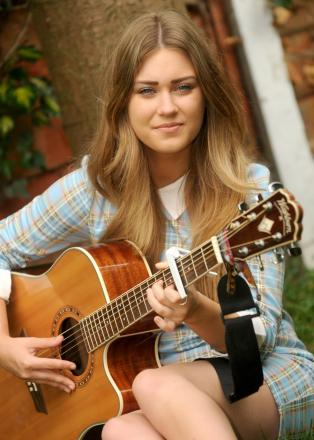 Vote for Urmston's Thea Kate to win Key 103's Futurestars competition