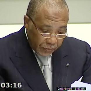Former Liberian leader Charles Taylor claims being jailed in the UK breaches his human rights