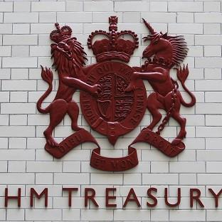 The Treasury coffers have been sw
