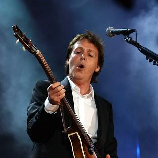 Sir Paul McCartney says he is feeling grea