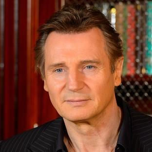 Actor Liam Neeson, whose nephew is critically ill after an accident in Brighton