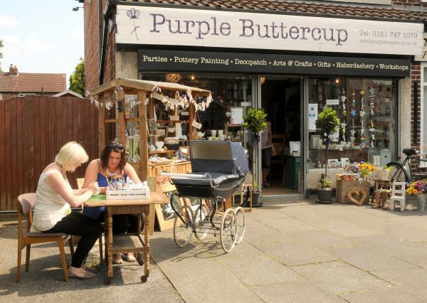 Urmston craft store to hold open day