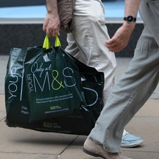Messenger Newspapers: Marks & Spencer saw three straight years of quarterly declines for the general merchandising division