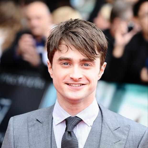 Messenger Newspapers: Daniel Radcliffe played Harry Potter in the films