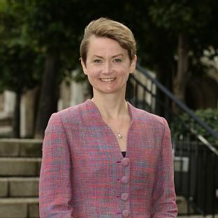 Shadow home secretary Yvette Cooper has accused the Prime Minister of having a 'real blind spot' over wome