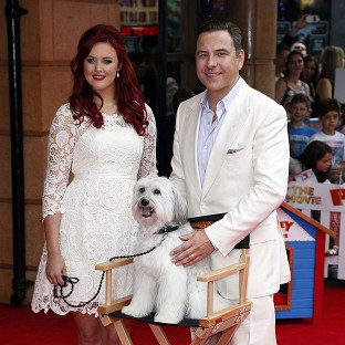 Pudsey takes red carpet by storm