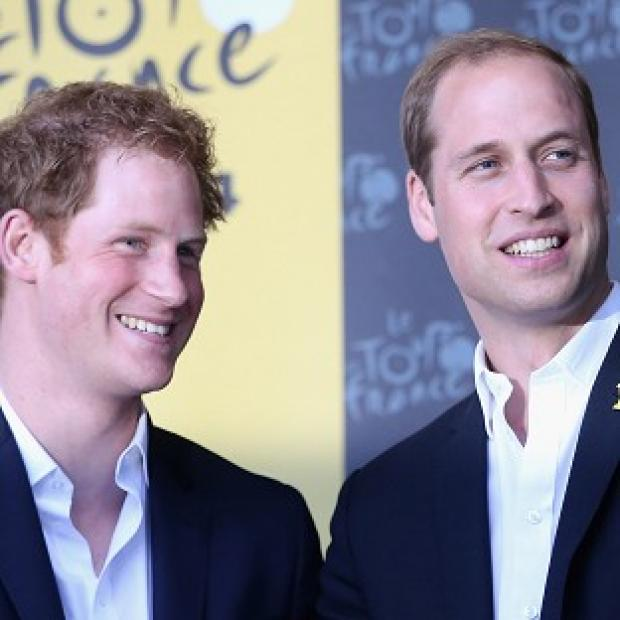 Messenger Newspapers: The Duke of Cambridge and Prince Harry are seeking to raise awareness of the illegal wildlife trade