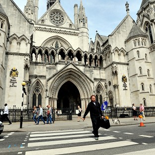 Legal aid 'residence test' blocked
