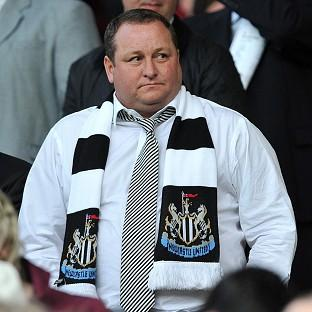 Sports Direct founder Mike Ashley is also the owner of