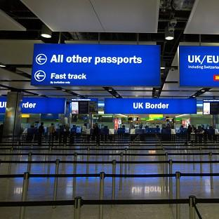 A man was stopped at Heathrow Airport over conspiracy to commit FGM