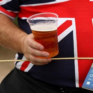 Britons drink too much and eat badly,