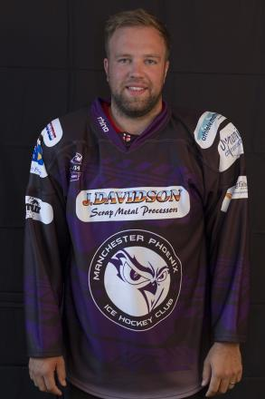 Phoenix new signing Shaun Thompson shows off the new Cup away shirt